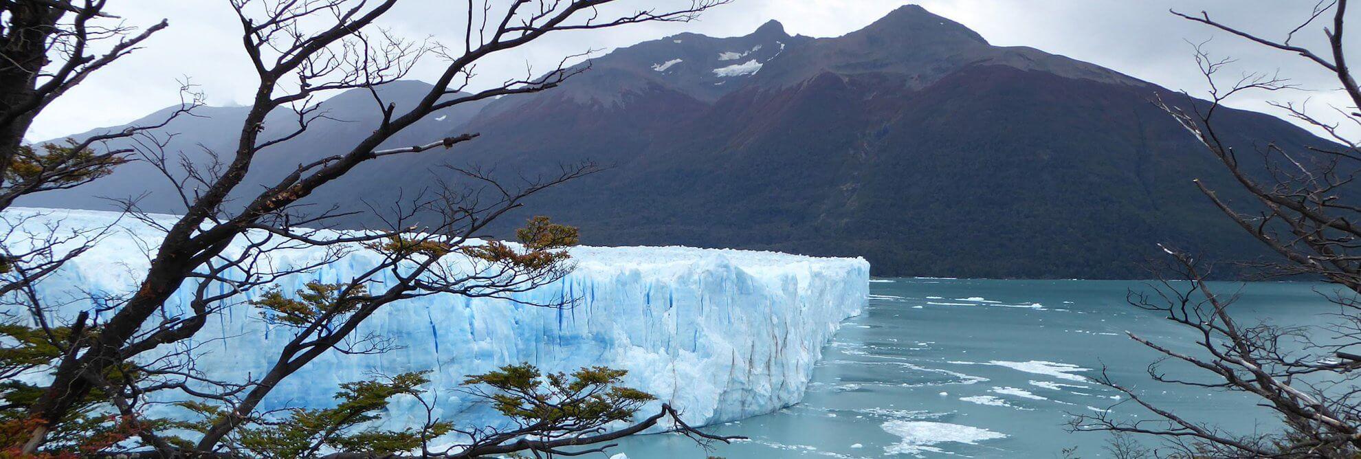 Perito Moreno Gletscher, Patagonien Reise
