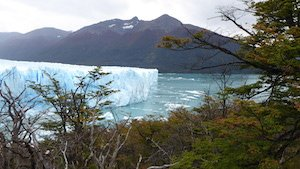 Perrito Moreno - Patagonien Reisen