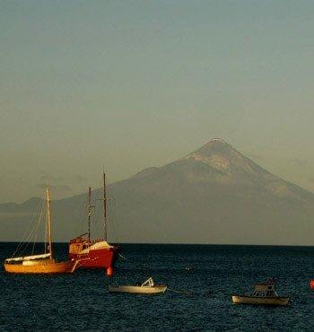 Reiseziele Chile - Osorno, Puerto Varas