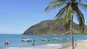 Venezuela Reisen - Karibikstrand