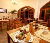 Hotel Albemarle, Insel Isabela - Restaurant