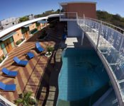 Hotel Blue Marlin, San Cristobal - Pool
