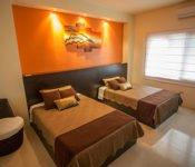 Hotel La Laguna, Isabela - Zweibettzimmer