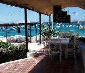 Galapagos Land Tour - Hotel Opuntia, San Cristobal - Terasse
