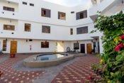 Galapagos Land Tour - Hotel Opuntia, San Cristobal - Pool