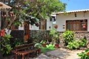 Hosteria Pimampiro, San Cristobal - Garten