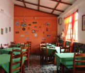 Hosteria Pimampiro, San Cristobal - Frühstücksraum