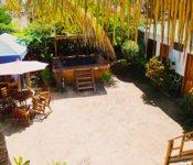Hote4l San Vicente, Isabela - Garten