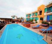 Hotel Sol y Mar, Santa Cruz - Pool