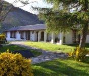 Hosteria Pehoe, Torres del Paine - Garten
