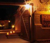 Hotel Poblado Kimal - bei Nacht