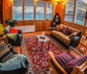Hosteria Pehoe, Torres del Paine - Lounge