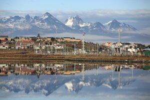 Australis Kreuzfahrten - Ushuaia, Patagonien