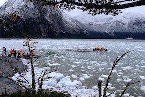 Australis Kreuzfahrten Patagonien