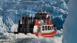 Bootstour Gletscher Grey - Patagonien Rundreisen