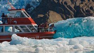 Bootstour Grey Gletscher - Torres del Paine, Patagonien
