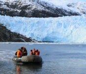 Australis Kreuzfahrten - Brookes Gletscher