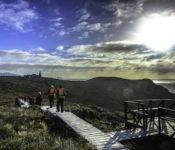 Australis Kreuzfahrten - Wanderung auf Kap Hoorn