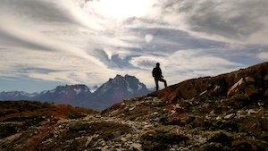Klassischer W-Trek Torres del Paine