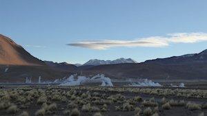 Geysire El Tatio - San Pedro de Atacama