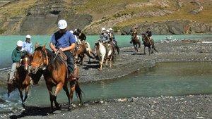 Tour Torres del Paine, Patagonien