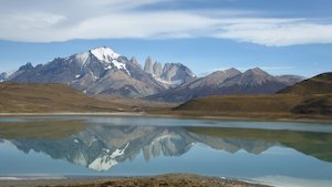 Halbtagestour Torres del Paine, Patagonien