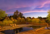 Hotel Altiplanico - San Pedro de Atacama - Swimmingpool