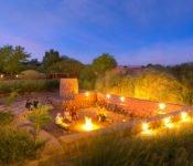Hotel Altiplanico - San Pedro de Atacama - Feuerstelle