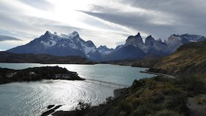 Lago Pehoe - Torres del Paine Nationalpark