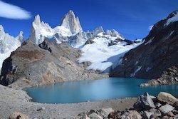 Laguna de los Tres - Fitz Roy, Patagonien Rundreisen