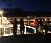 Australis Kreuzfahrten - Abschied Ushuaia