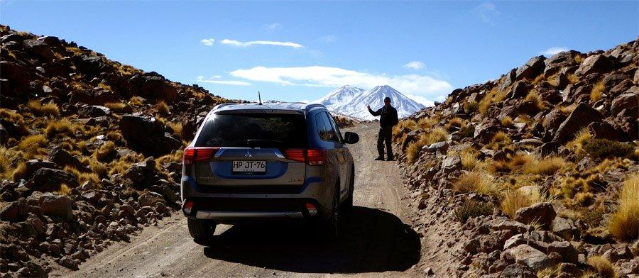 Mietwagenreise Atacama