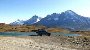 Mietwagenreise Patagonien