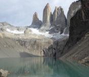 Torres del Paine - Lagune Torres del Paine