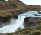 Torres del Paine - Salto Grande