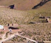 Hochlandsiedlung Machuca Atacama