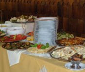 Hosteria Pehoe, Torres del Paine - Buffet