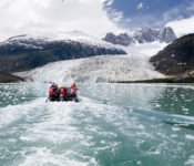 Australis Kreuzfahrten - Pia Gletscher
