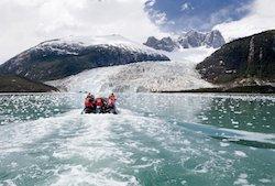 Australis Kreuzfahrt - Pia Gletscher