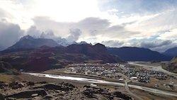 Sicht auf El Chalten - Patagonien Rundreisen