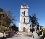 Glockenturm Toconao - San Pedro de Atacama