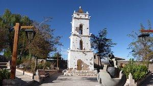 Toconao Kolonialkirche