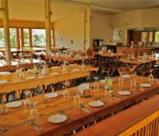 Refugio Torre Central, W-Trek Torres del Paine - Restaurant