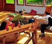 Refugio Torre Central, W-Trek Torres del Paine