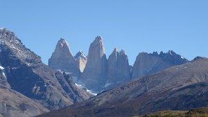 Torres del Paine - Patagonien
