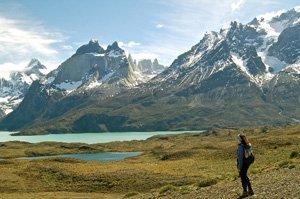 W-Trek Torres del Paine, Patagonien