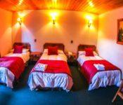 Hosteria Pehoe, Torres del Paine - Standard Dreierzimmer