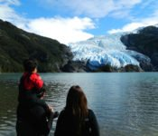 Australis Kreuzfahrten - Besuch Aguila Gletscher