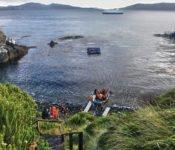 Australis Kreuzfahrten - Ausschiffung Kap Hoorn