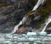 Australis Kreuzfahrten - Aguila Gletscher